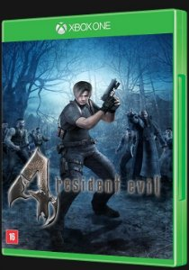 Resident Evil 4 – XONE