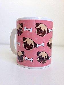 Pug - Carinhas