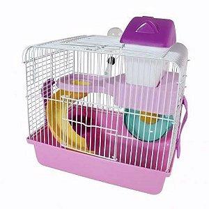 Gaiola Completa para Hamster Funny