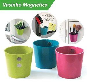 Vasinhos Magnético Kit com 3 Vasos