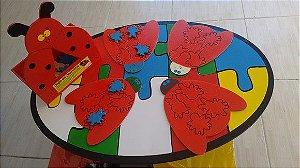 Jogo da Joaninha  - Memoria