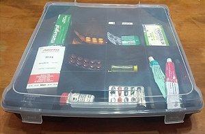 Caixa Organizadora Plástica 11 Divisórias