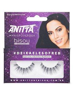 Cílios Postiços Anitta #DEIXA ELE SOFRER