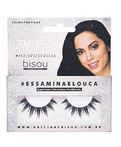 Cílios Postiços Anitta #ESSA MINA E LOUCA