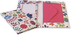 Kit Correspondência Floral Color
