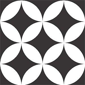 Porta Copos Geométricos - Kit com 4 unidades