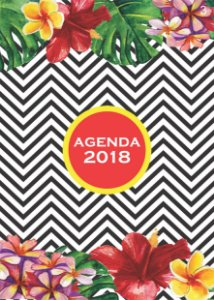 Agenda Chevron Floral