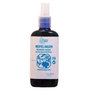 Repelente Neem uso Humano 200ml