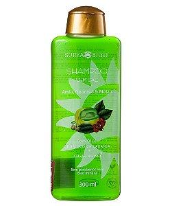 Shampoo Surya Brasil Amla, Guaraná & Melão