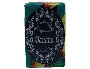 Sabonete Artesanal Banana Daqui di Casa Ateliê