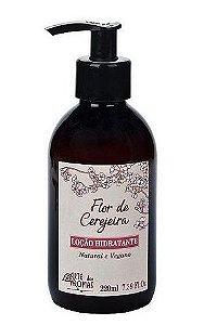 Loção Hidratante Flor de Cerejeira Arte dos Aromas