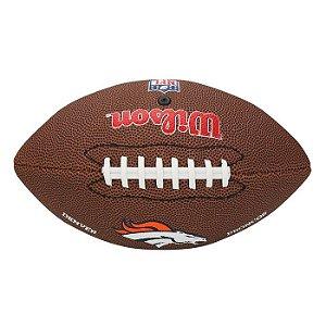 Bola Futebol Americano San Francisco 49ers Wilson - WTF1540XBSF ... 4c5531a5d34d3