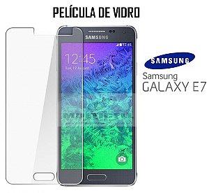 PELICULA DE VIDRO SAMSUNG E700 GALAXY E7 0,33mm
