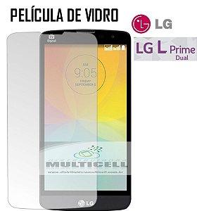 PELICULA DE VIDRO LG D337 L PRIME DUAL TV 0.3mm