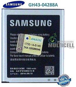 BATERIA SAMSUNG G313/G316 EB-BG313CBE GALAXY ACE 4 1500mhA ORIGINAL  (GH43-04288A)