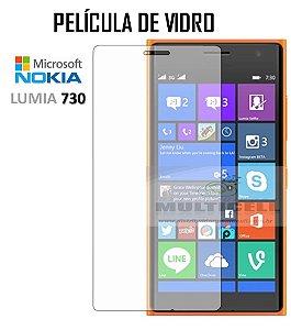 PELICULA DE VIDRO NOKIA LUMIA 730 0.3mm