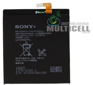 BATERIA SONY D5102/D5103/D5106  XPERIA T3 ORIGINAL