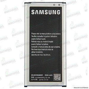 BATERIA SAMSUNG EB-BG900BBC G900 GALAXY S5 1ªLINHA (QUALIDADE AAA)