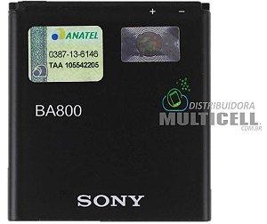 BATERIA SONY ERICSSON BA800 BA-800 XPERIA S LT26i LT26A ORIGINAL