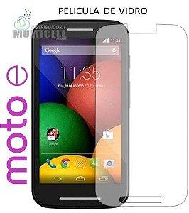 PELICULA DE VIDRO XT1021 XT1022 XT1025 MOTO E 2,5mm (SEM EMBALAGEM)