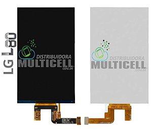 DISPLAY VIDRO LCD LG D380 D385 L80  1ª LINHA AAA QUALIDADE GOLD