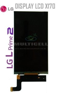 DISPLAY LCD X160/X170 LG L PRIME 2 TV ORIGINAL