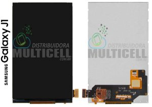 DISPLAY LCD VIDRO SAMSUNG J100 J100F J100H J100M GALAXY J1 1ªLINHA AAA QUALIDADE GOLD