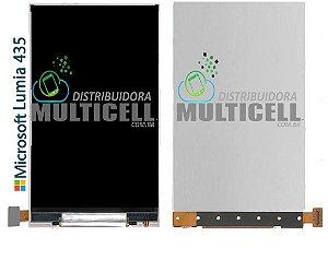 DISPLAY LCD NOKIA MICROSOFT LUMIA 435 LUMIA 532 RM-1114 RM-1115 1ªLINHA AAA QUALIDADE GOLD