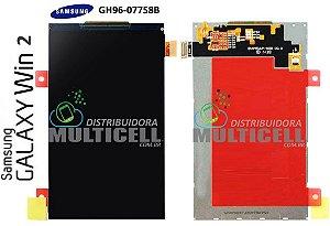 DISPLAY LCD SAMSUNG G360 G361 GALAXY WIN 2 DUOS (GH96-07758B) ORIGINAL
