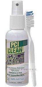 KIT DE LIMPEZA PCI CLEAN ISOPROPILICO 99,8% IMPLASTEC