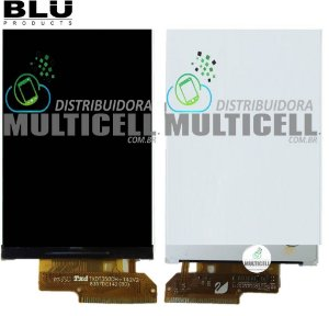 DISPLAY LCD BLU S370 BLU NEO JUNIOR 3.5 (33 TRILHAS) 1ªLINHA