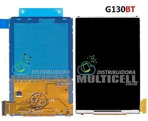 DISPLAY LCD SAMSUNG G130BT G130BU GALAXY YOUNG 2 1ªLINHA AAA QUALIDADE GOLD