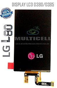 DISPLAY LCD LG D380 D385 L80 ORIGINAL (EAJ62647701)