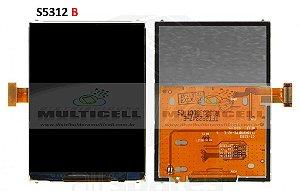 DISPLAY LCD SAMSUNG S5312B GALAXY POCKET NEO 1ªLINHA