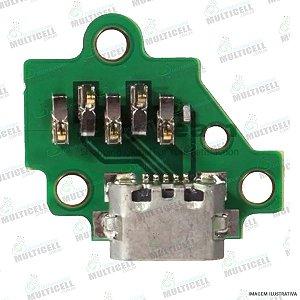 FLEX PLACA DOCK CONECTOR DE CARGA USB XT1540 XT1543 MOTOROLA MOTO G3 1ªLINHA QUALIDADE AAA