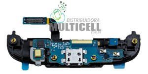 FLEX DOCK CONECTOR DE CARGA SAMSUNG G357 G357F GALAXY ACE 4 COMPLETO ORIGINAL