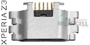CONECTOR DE CARGA USB DOCK D6603 D6633 D6643 D6653 XPERIA Z3 ORIGINAL
