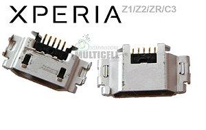 CONECTOR DOCK DE CARGA SONY D2502 D2533 C6943 C6902 C6802 C6803 C6902 D6502 D6503 D6543 XPERIA Z Z1 Z2 C3 ORIGINAL