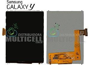 DISPLAY LCD SAMSUNG S6102 GALAXY Y 1ªLINHA AAA