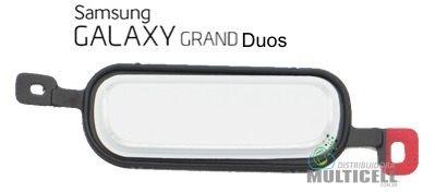 TECLA BOTAO HOME SAMSUNG I9060 I9063 I9080 I9082 GALAXY GRAND DUOS BRANCA ORIGINAL GH98-26006A