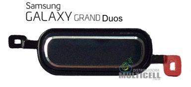 TECLA BOTAO HOME SAMSUNG I9060 I9063 I9080 I9082 GALAXY GRAND DUOS AZUL ORIGINAL GH98-26006B