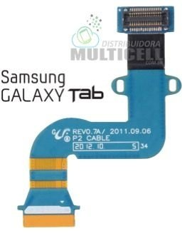 "FLEX LCD SAMSUNG P3100 P3110 P6200 P6210 GALAXY TAB 7"" ORIGINAL"