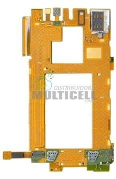 FLEX PRINCIPAL CHIP CAMERA MICROFONE NOKIA LUMIA 920 1ªLINHA