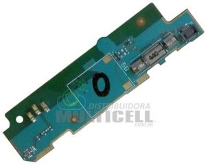 FLEX PLACA VIBRA CALL MICROFONE TECLADO SONY C2304 C2305 XPERIA C ORIGINAL