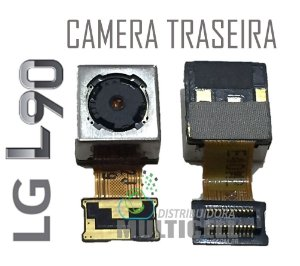 CAMERA TRASEIRA LG D410 L90 ORIGINAL