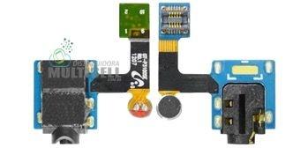 "FLEX MICROFONE E FONE DE OUVIDO SAMSUNG P3100 P3110 GALAXY TAB 2 7"" ORIGINAL"
