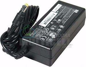 FONTE CARREGADOR NOTBOOK HP PAVILION DV2000 65W 100-240 V 18.5V