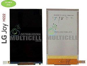 DISPLAY LCD LG H220 H222 LG JOY TV DUAL 1ª LINHA AAA