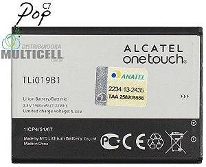 BATERIA ALCATEL ONETOUCH OT 7040 OT7040 OT7041OT7041E OT7041E OT 7041 TLi019B1 ORIGINAL