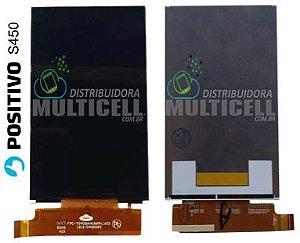 DISPLAY LCD POSITIVO YPY S450 PRETO 1ªLINHA AAA